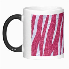 SKIN3 WHITE MARBLE & PINK DENIM Morph Mugs