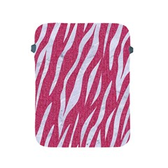 SKIN3 WHITE MARBLE & PINK DENIM Apple iPad 2/3/4 Protective Soft Cases
