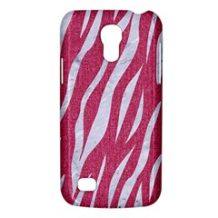 SKIN3 WHITE MARBLE & PINK DENIM Galaxy S4 Mini