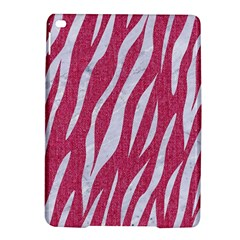 SKIN3 WHITE MARBLE & PINK DENIM iPad Air 2 Hardshell Cases