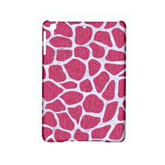 Skin1 White Marble & Pink Denim (r) Ipad Mini 2 Hardshell Cases by trendistuff