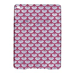 Scales3 White Marble & Pink Denim (r) Ipad Air 2 Hardshell Cases by trendistuff