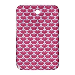 Scales3 White Marble & Pink Denim Samsung Galaxy Note 8 0 N5100 Hardshell Case