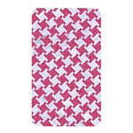 HOUNDSTOOTH2 WHITE MARBLE & PINK DENIM Memory Card Reader Front