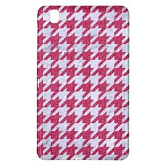 Houndstooth1 White Marble & Pink Denim Samsung Galaxy Tab Pro 8 4 Hardshell Case