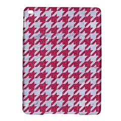 Houndstooth1 White Marble & Pink Denim Ipad Air 2 Hardshell Cases