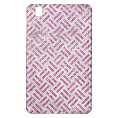 Woven2 White Marble & Pink Glitter (r) Samsung Galaxy Tab Pro 8 4 Hardshell Case by trendistuff
