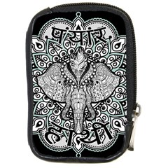 Ornate Hindu Elephant  Compact Camera Cases