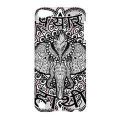 Ornate Hindu Elephant  Apple Ipod Touch 5 Hardshell Case by Valentinaart