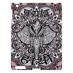 Ornate Hindu Elephant  Apple Ipad 3/4 Hardshell Case