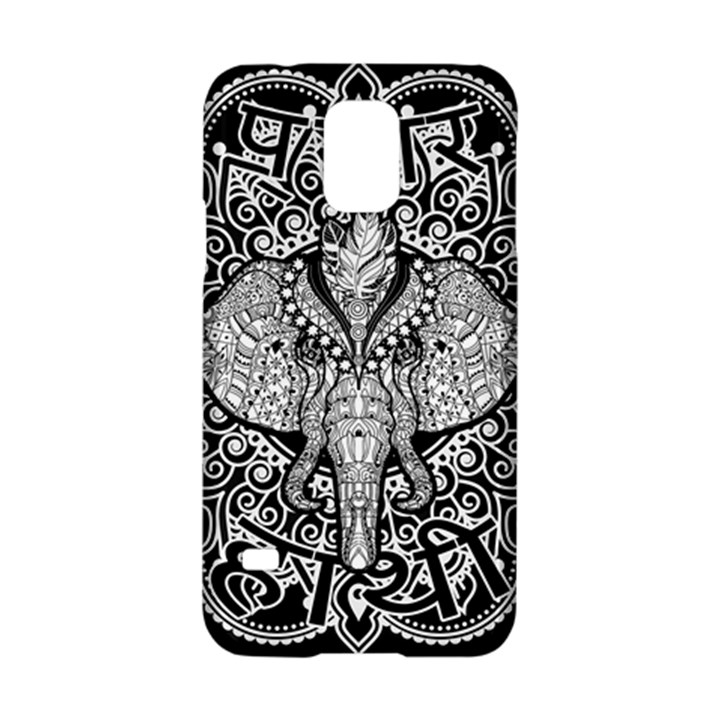 Ornate Hindu Elephant  Samsung Galaxy S5 Hardshell Case