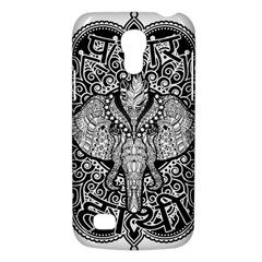 Ornate Hindu Elephant  Galaxy S4 Mini by Valentinaart