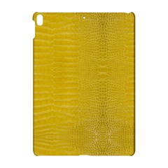 Yellow Alligator Skin Apple Ipad Pro 10 5   Hardshell Case