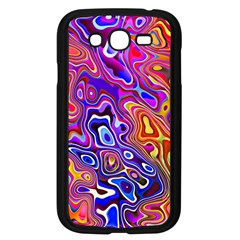 Colorful Texture                                Samsung Galaxy S4 I9500/ I9505 Case (black) by LalyLauraFLM
