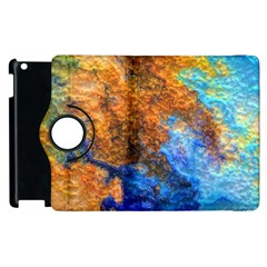 Blue Brown  Texture                                 Samsung Galaxy S Iii Classic Hardshell Case (pc+silicone) by LalyLauraFLM