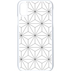 Making Of Kirikan Pattern Apple Iphone X Seamless Case (white) by goodart