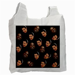 Crying Kim Kardashian Recycle Bag (one Side)