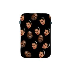 Crying Kim Kardashian Apple Ipad Mini Protective Soft Cases by Valentinaart