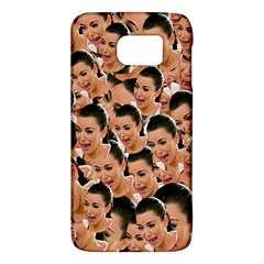 Crying Kim Kardashian Galaxy S6 by Valentinaart