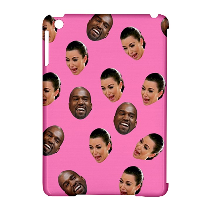 Crying Kim Kardashian Apple iPad Mini Hardshell Case (Compatible with Smart Cover)