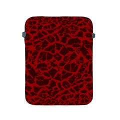 Red Earth Texture Apple Ipad 2/3/4 Protective Soft Case