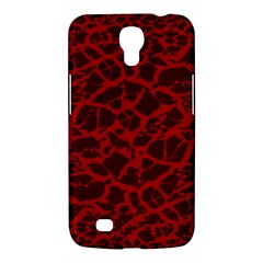 Red Earth Texture Samsung Galaxy Mega 6 3  I9200 Hardshell Case by LoolyElzayat