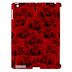 Romantic Red Rose Apple Ipad 3/4 Hardshell Case (compatible With Smart Cover) by LoolyElzayat