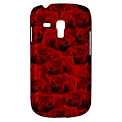 Romantic Red Rose Galaxy S3 Mini by LoolyElzayat