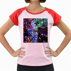 Depression 7 Women s Cap Sleeve T Shirt