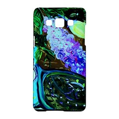 Lilac And Lillies 1 Samsung Galaxy A5 Hardshell Case