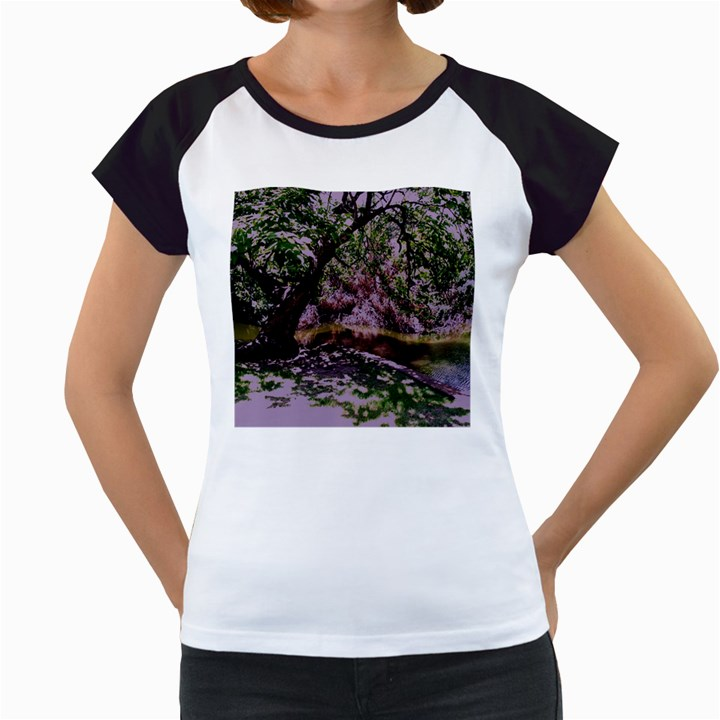 Hot Day In Dallas 31 Women s Cap Sleeve T