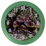 Hot Day In Dallas 31 Color Wall Clocks Front