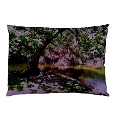 Hot Day In Dallas 31 Pillow Case (two Sides) by bestdesignintheworld