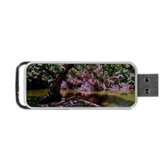 Hot Day In Dallas 31 Portable Usb Flash (two Sides) by bestdesignintheworld