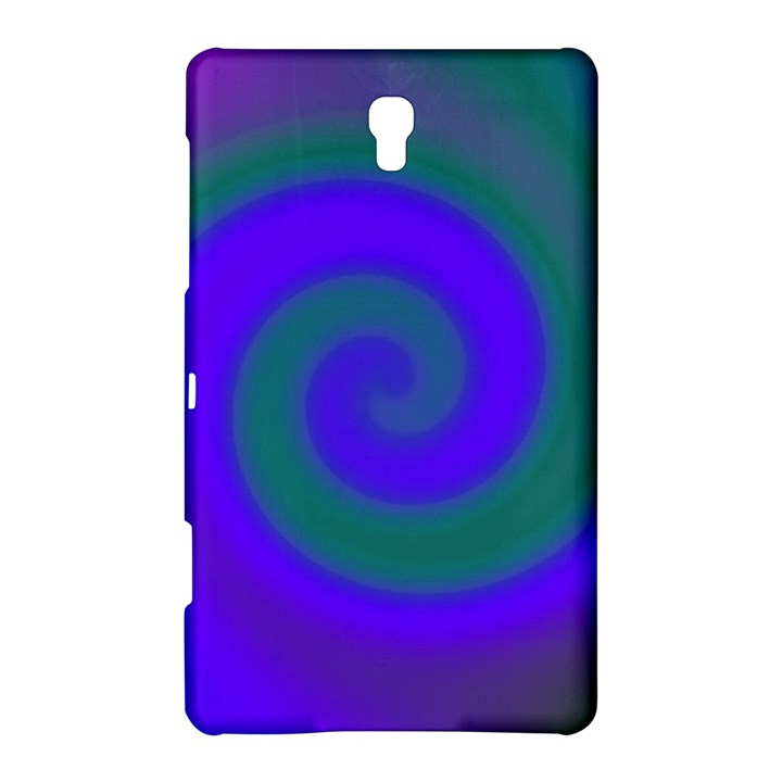 Swirl Green Blue Abstract Samsung Galaxy Tab S (8.4 ) Hardshell Case