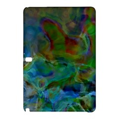Rainbow Patern Color Samsung Galaxy Tab Pro 10 1 Hardshell Case by goodart