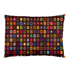 Retro Pattern Pillow Case (two Sides)