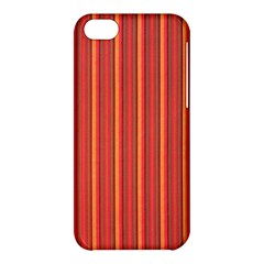 Retro Pattern Texture Fabric Art Material Graphic Textile Apple Iphone 5c Hardshell Case by goodart