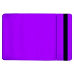Light Purple Dots Pattern Ipad Air Flip