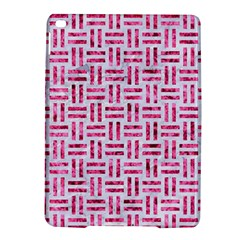 Woven1 White Marble & Pink Marble (r) Ipad Air 2 Hardshell Cases by trendistuff