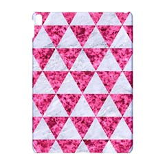 Triangle3 White Marble & Pink Marble Apple Ipad Pro 10 5   Hardshell Case by trendistuff