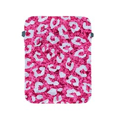 Skin5 White Marble & Pink Marble (r) Apple Ipad 2/3/4 Protective Soft Cases by trendistuff
