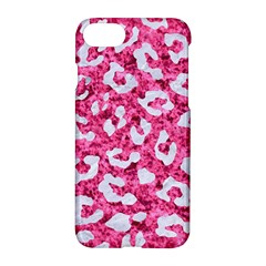 Skin5 White Marble & Pink Marble (r) Apple Iphone 8 Hardshell Case by trendistuff