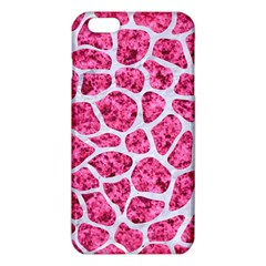 Skin1 White Marble & Pink Marble (r) Iphone 6 Plus/6s Plus Tpu Case by trendistuff