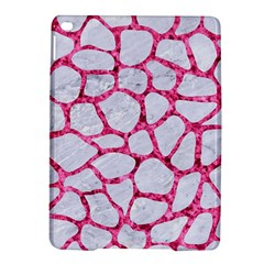 Skin1 White Marble & Pink Marble Ipad Air 2 Hardshell Cases by trendistuff