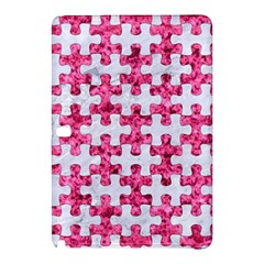 Puzzle1 White Marble & Pink Marble Samsung Galaxy Tab Pro 12 2 Hardshell Case by trendistuff