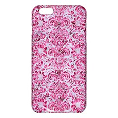 Damask2 White Marble & Pink Marble (r) Iphone 6 Plus/6s Plus Tpu Case by trendistuff