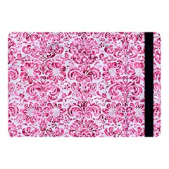 Damask2 White Marble & Pink Marble (r) Apple Ipad Pro 10 5   Flip Case by trendistuff