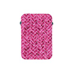Brick2 White Marble & Pink Marble Apple Ipad Mini Protective Soft Cases by trendistuff