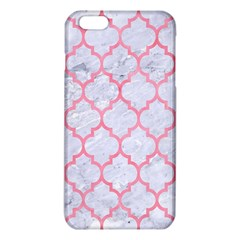 Tile1 White Marble & Pink Watercolor (r) Iphone 6 Plus/6s Plus Tpu Case by trendistuff